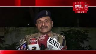 [ Muzaffarnagar ] मुज़फ्फरनगर में मुठभेड़ में 25- 25 हजार के इनामी दो बदमाश घायल / THE NEWS INDIA