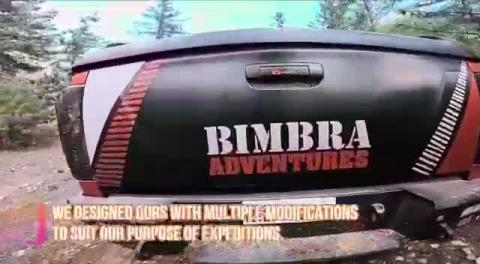 Bimbra Introducing their Modified Isuzu D-Max V-Cross: Phoenix!
