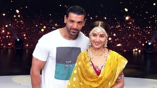 Dance Deewane | John Abraham With Madhuri Dixit | Satyameva Jayate  Promotion video - id 341495977d31cc - Veblr Mobile