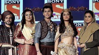 Aladdin - Naam To Suna Hoga - Serial Launch - Avneet Kaur, Siddharth Nigam, Smita Bansal