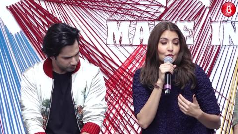 Anushka Sharma & Varun Dhawan Get Nostalgic About Their Financial Struggle | Sui Dhaaga Trailer Launch