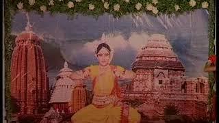 Odissi Dance By:Anusmita Sar - Dhenkanal.