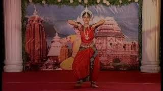 Odissi Dance By: Subhashree Rath - Anugul.