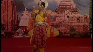 "Odissi Dance "" ମଲ୍ଲି ମାଳ ଶ୍ୟାମକୁ ଦେବି..""By: Ankita Priyadarshini - Khurdha."