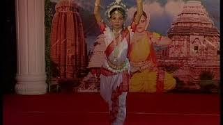 Odissi Dance By: Arpita Sarangi - Bhubaneswar.