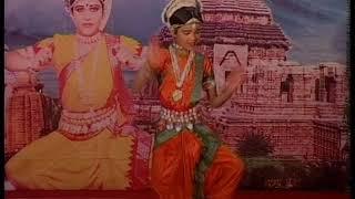 Odissi Dance (ଓମ୍ ନମଃ ଶିବାୟ)By:Maheswari Sahoo - Bhubaneswar.