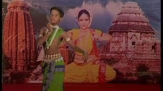 "Odissi Dance"" ତୋଲାଗି ଗୋପ ଦାଣ୍ଡ ମନାରେ.."" By:Bikash Mahant - Keunjhar."