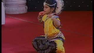 Odissi Dance By:Akankhya Priyadarshini - Khordha.