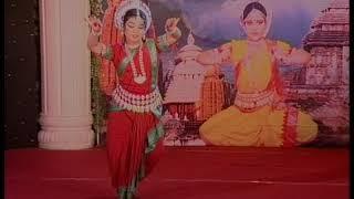 Odissi Dance By: Sweta Pani - Dhenkanal.