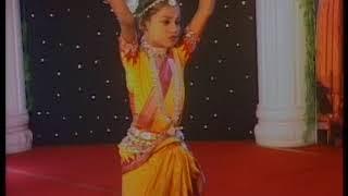 Odissi Dance By: Avisita Pradhan - Baleswar.