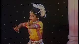 Odissi Dance By: Suvashree Priyadarshini - Dhenkanal.
