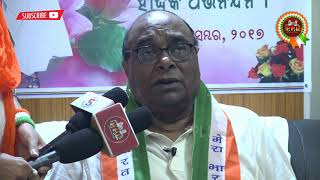 Dr Damodar Rout and Ollywood actor Uttam Mohanty Exclusive-USM group independence day- PPL News Odia