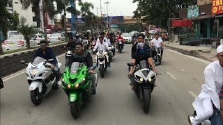 Independence Day ride INDIA   Hyderabad