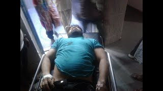 बीजेपी नेता विजय सहगल को लगी गोली