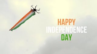 independence day special | Indian Flag On Drone | Indian LifeHacker