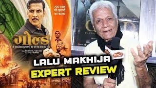 GOLD Review By Expert Lalu Makhija   5/5 Stars   Akshay Kumar, Mouni Roy