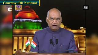 We can build nation of our freedom fighters' dream by strengthening women_ Kovind