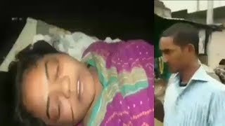 Husband Ne Kiya Anpi Wife Ka Khatal | In Hyderabad Habeeb Nagar | @ SACH NEWS |
