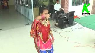 इस नन्ही सी गुडिया का डांस और एंकर की बागडी आपका मन मोह लेगी, teej celebration daksh school