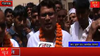 इनेलो-बसपा गठबंधन से कांग्रेस-भाजपा की नींद उड़ी :  महेश