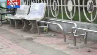 રાજકોટ મહાનગર પાલિકા માં રોડ, બાંકડા નો ભ્રસ્ટાચાર