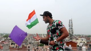 How Desi Boys Fly Kites On 15AUGUST