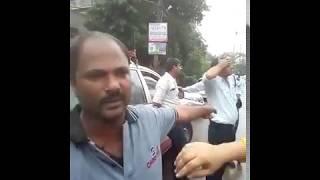 Delhi police ka aisa chehara shame shame | JanSangathan Tv