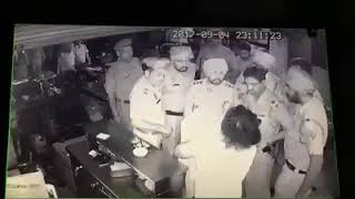 CCTV Video On Joginder Dhaba | JanSangathan Tv