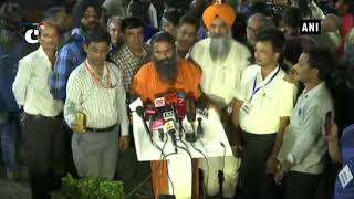 Vajpayee lived for the country:  Ramdev