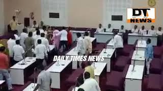 BJP Aurangabad Corporators Beaten UP | AIMIM Corporater | Syed Mateen at Condolences On Atal ji