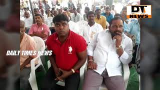 Congress Leaders On Hunger Strike | Rajendernagar | Kaleem baba | MPDC congress- DT News