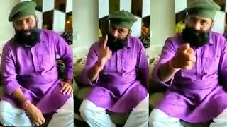 सांसद कर्नल सोनाराम द्वारा राजपूत युवको को बन्दूक दिखाने पर महिपाल मकराना की खुली चेतावनी
