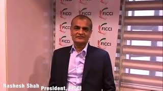 FICCI President Rashesh Shah on the demise of Shri Atal Bihari Vajpayee