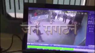 Shocking CCTV footage of student brutally beaten in school| JanSangathan Tv