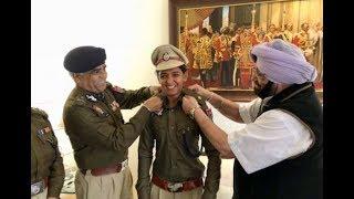 ਕ੍ਰਿਕਟਰ 'ਹਰਮਨਪ੍ਰੀਤ ਕੌਰ'  ਬਣੀ ਡੀਐਸਪੀ | Harmanpreet kaur Join Police as DSP I JanSangathan Tv