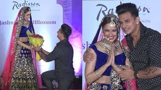 Prince Narula PROPOSES To Yuvika Chaudhary | JanSangathan Tv