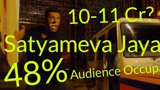 Satyameva Jayate Audience Occupancy And Collection Estimates Day 5
