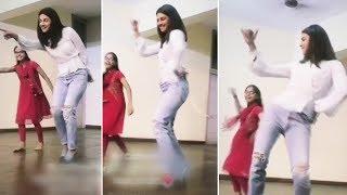 Priyanka Chopra Dances On Tune Maari Entry At Orphanage | Nick Jonas - Priyanka Visits Orphanage