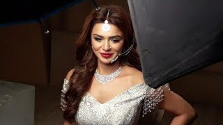 Uncut: Aashka Goradia Glamours Photoshoot - ORRA'S FALAQ BRIDAL COLLECTION