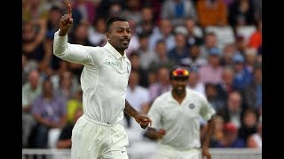 Hardik Pandya Press Conference 3rd Test Match Day 2 | Trent Bridge | England vs India