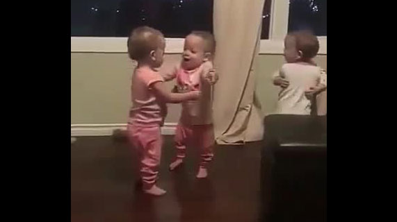 Adorable Babies Hugging Each Other | Funny Babies