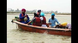 navjot singh sidhu at beas river | JanSangathan Tv
