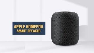 Apple Home Pod Speaker, Smart Speaker - Specifications with Reviews