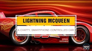 Lightning Mc Queen Fianl Render | Lightning Mc Queen Is A Android Controller Toy Car | Thinkingtech