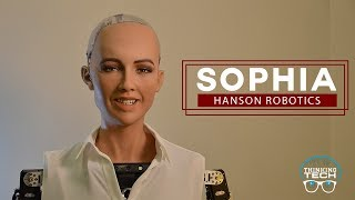 Sophia The Robot: First Humanoid Saudi Citizen