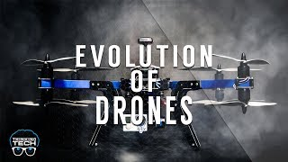 Evolution Of Drones | Thinking Tech |