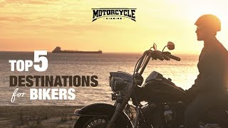 Top 5 Destinations For Bikers | MotorcycleDiaries.in