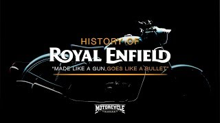 History Of Royal Enfield | MotorcycleDiaries.in |