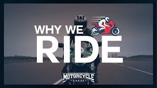 This is Why We Ride | Why Everyone Loves BIKERS | MotorcycleDiaries.in