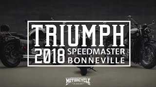 2018 Triumph Bonneville Speedmaster Specifications | MotorcycleDiaries.in